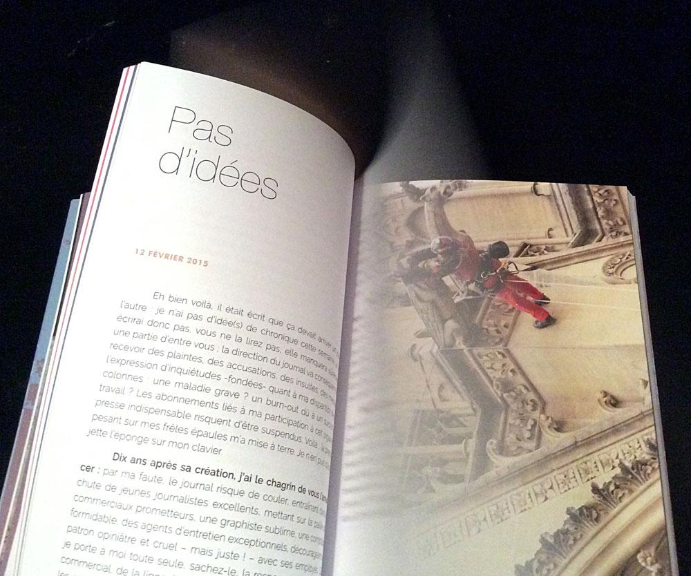 Mes Etats d'Anne de Anne de Rancourt, Les éditions de La Semaine, conception éditoriale et graphique Orange Claire.jpg
