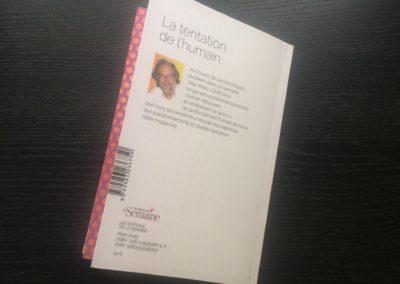 la tentation de l'humain-Jean Marc Louis-dessin du livre Claire Jolin-les editions de La SemaineIMG_1554
